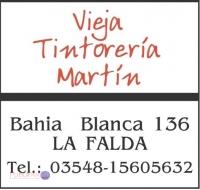 TINTORERIA MARTIN